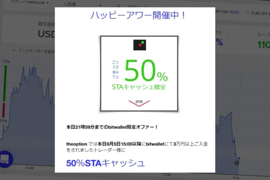 ハッピーアワー【告知なしキャンペーン】