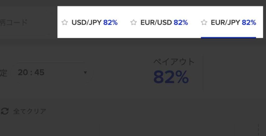 やっぱり「3大通貨ペア」は安定だよね